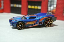 Hot Wheels Prototype H-24 - Blue - Loose - 1:64