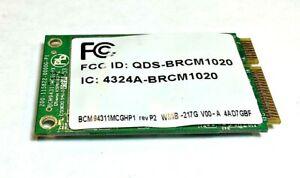 BROADCOM BCM94311MCGHP1 WINDOWS VISTA DRIVER DOWNLOAD