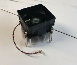 VENTILATEUR  DE PROCESSEUR  SOCKET 1155  (INTEL) COOLER MASTER