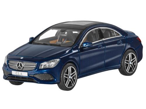 1:43 Coupe zinc fundido a presión Original Mercedes-Benz coche modelo cla cavansitblau