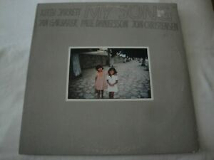 My Song Keith Jarrett VINYL LP ALBUM 1978 ECM RECORDS GARBAREK, DANIELSSON JAZZ