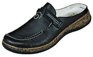 Details zu Rieker Schuhe Damen Pantolette Sabot, 46393 80 , Gr.36 42 +++NEU++++