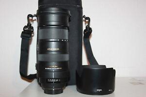 Sigma-DG-50-500-mm-F-4-5-6-3-APO-HSM-OS-CONV-fuer-Nikon-1-Jahr-Gewaehrleistung