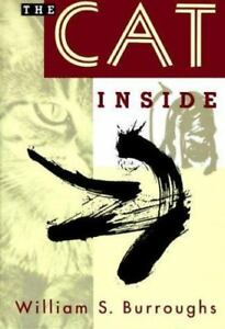 The-Cat-Inside-By-William-S-Burroughs-1st-Edition