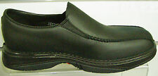 REDBACK RCBN CHEF BLACK PULL-ON SHOES