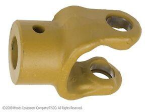 WYR0-10-0-25-Implement-yoke-Round-Bore-w-Pin-Hole-Weasler-802-7125