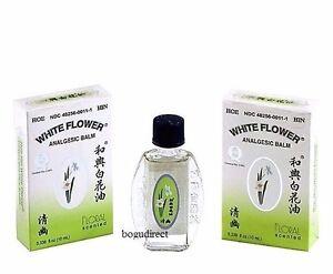 Hoe hin white flower analgesic balm floral scented 0388 floz image is loading hoe hin white flower analgesic balm floral scented mightylinksfo