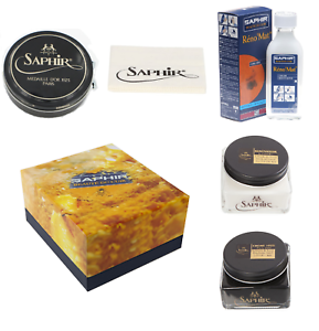 Saphir-Luxury-Shoe-Care-Gift-Box-Reno-039-Mat-Available-in-8-colours