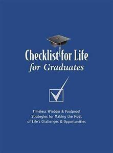 Checklist-for-Life-for-Graduates-Checklist-for-Life-Series-Checklist-for-Life