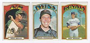 Topps-Baseball-1972-5th-Series-card-Mike-Hegan-632-BV-4-Nice-card