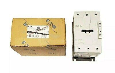XTCE040D00TD Eaton Contactor 3P FVNR 40A Frame D 24-27VDC Coil