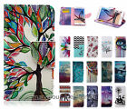 New Flip Wallet Card Holder PU Leather + TPU Stand Mobile Phone Pouch Case Cover