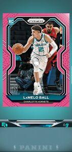 NBA PANINI DUNK DIGITAL CARD/ Lamelo Ball, Luka Doncic lot