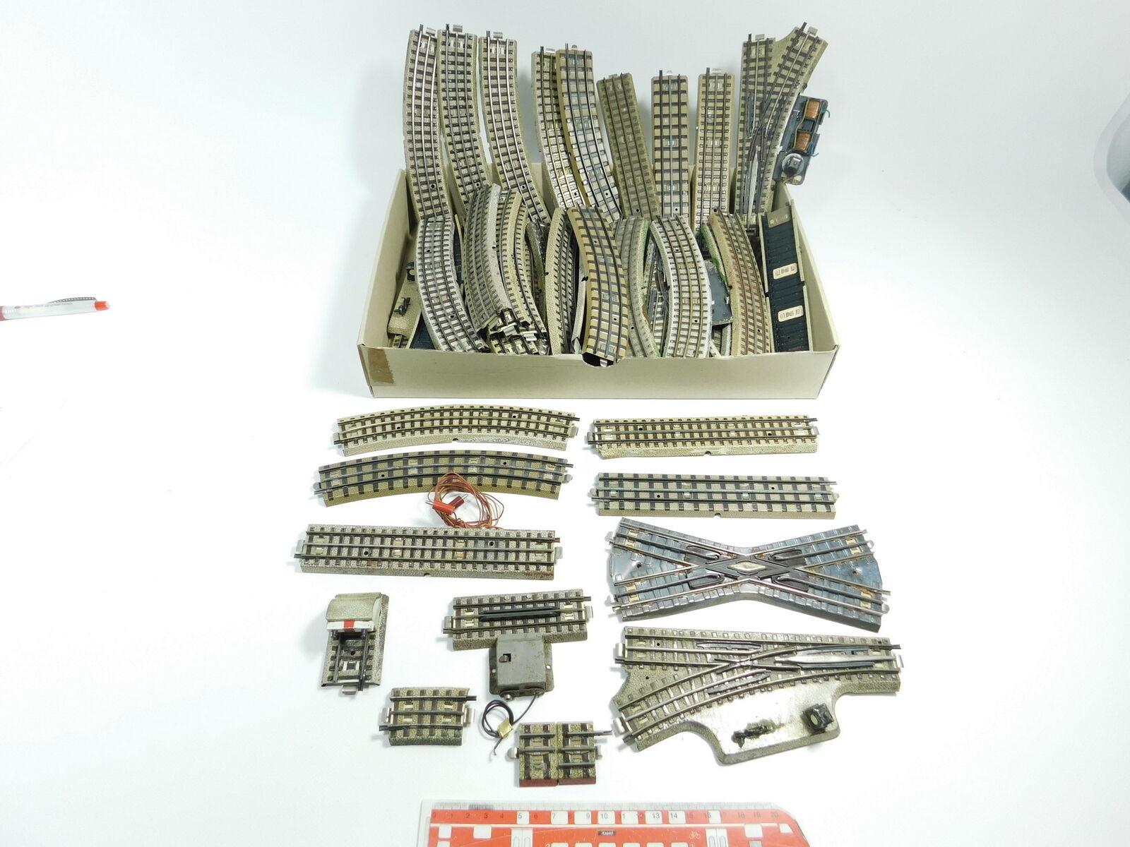 Bd719-3  46x   h0/00/ac hobbisti-pezzo di binario etc  M-Binario  per 3600/800
