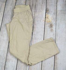 3992cd0f4e8d9 Oh Baby by Motherhood Cargo Pants Skinny Maternity Under Belly Khaki ...