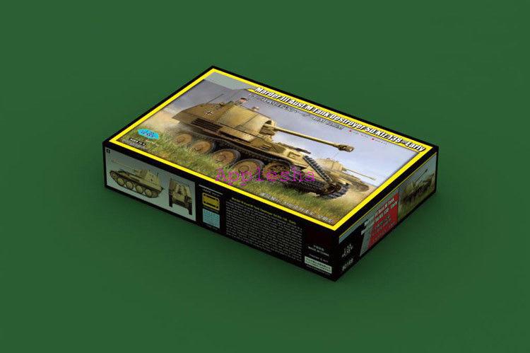Hobbyboss Model 1 35 80169 Marder III Ausf.M Tank Destroyer Sd.Kfz.138 - Early