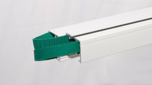 1M-8M Made to Measure Fully Assembled Smart Electric Curtain Rail Smart Curtain