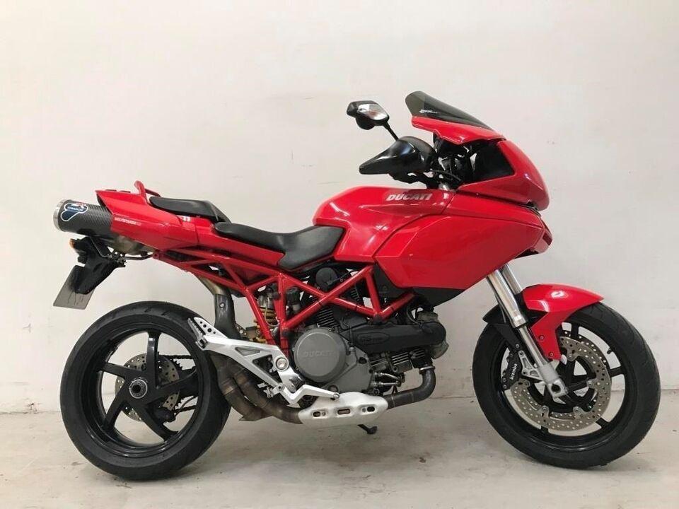 Ducati, MULTISTRADA 1100 S, ccm 1100