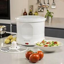 Electric Potato Peeler Kitchen Peel Skin Spud Peeling Food Cook Salad Spinner S