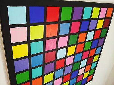 Abstrakte Bilder abstraktes Bild Kunst Abstrakt Malerei auf Leinwand XXL 0141