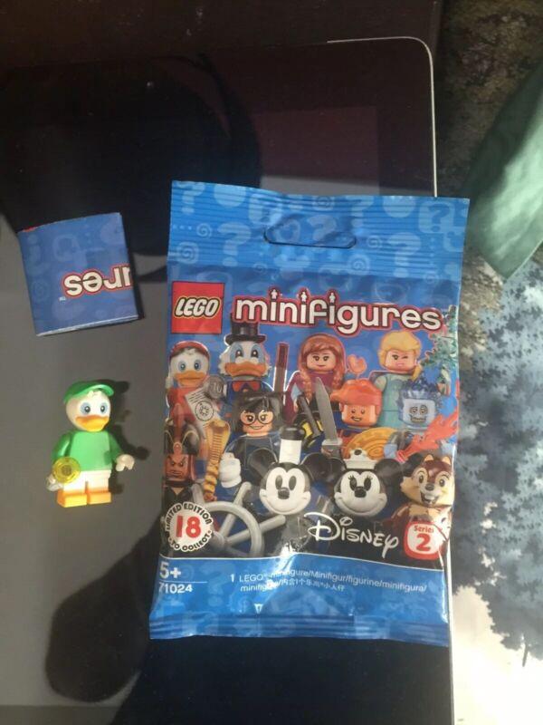 LEGO MINIFIGURES SERIE 11 non aperti SIGILLATO casuale MISTERO Blind Bag Pacchetto