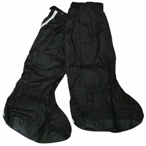CYCLE WATERPROOF OVERBOOTS WITH SEALED SEAMS LARGE