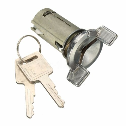 Motor Ignition Key Switch Cylinder Lock with 2 Keys Assembly For Chevy Buick