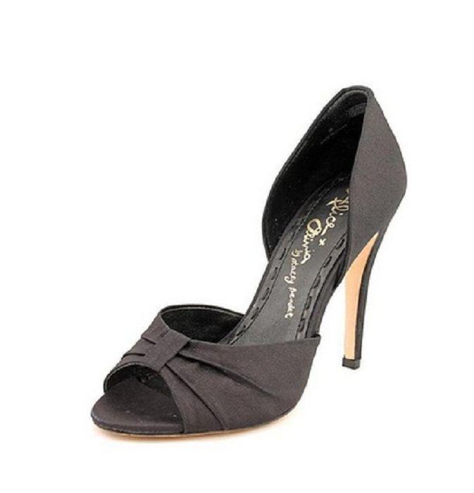 Alice & Olivia Gigi para Mujer Vestido Textil Sandalias zapatos, tamaño nos 8.5