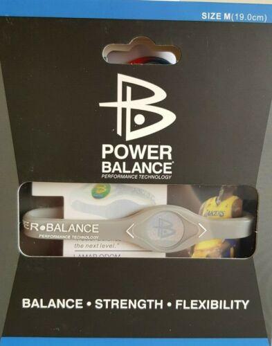 Original Power Balance Silicone Wristband Fitness Sport Bracelet in Box Colours