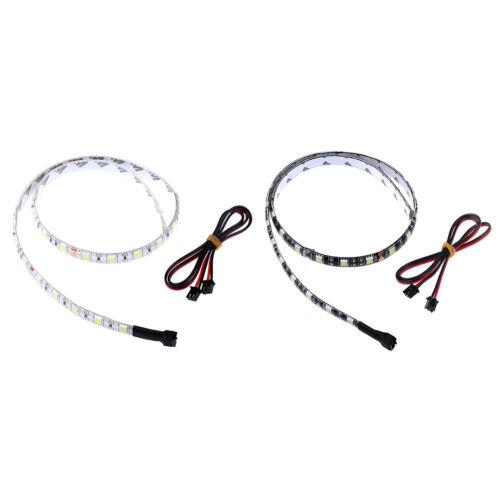 12V 24V white light LED strip length 60cm with cable 3D printer parts P0HHK