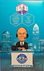 Steve-Martin-Talking-BobbleHead-12-28-18-Brooklyn-Nets-Charlotte-Hornets-New