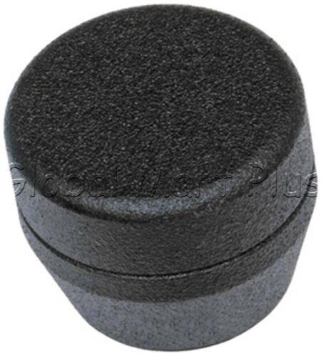 Baton Cap Replacement Enhances Standard Tactical Police Batons Textured Grip ASP