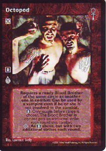 Sanguinus The Eternal Struggle VTES JYHAD CCG Vampire