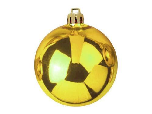 gold Dekokugel Christbaumkugel 10cm 4er Pack Europalms Weihnachtskugel