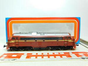 BU667-1-Maerklin-H0-AC-3143-Diesellokomotive-Di3-3-605-NSB-sehr-gut-OVP