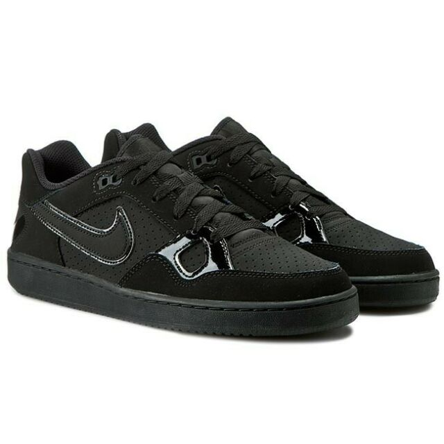 Nike Son of Force Black Kids Trainers 3