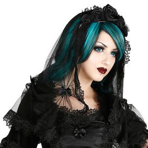Sinister Top Gothic Rose-WGT-Hochzeit-Edel-Rosen