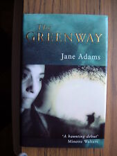 The Greenway by Jane Adams (Hardback, 1995)