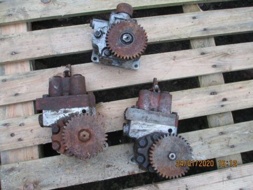 David Brown Hydraulic Pump may fit others  FREE UK POSTAGE