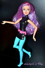 POSABLE ARTICULATED JOINTED SPY SQUAD CAT BURGLAR BARBIE DOLL SKIPPER