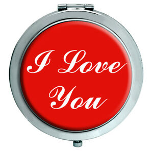 I-Love-You-Compact-Mirror