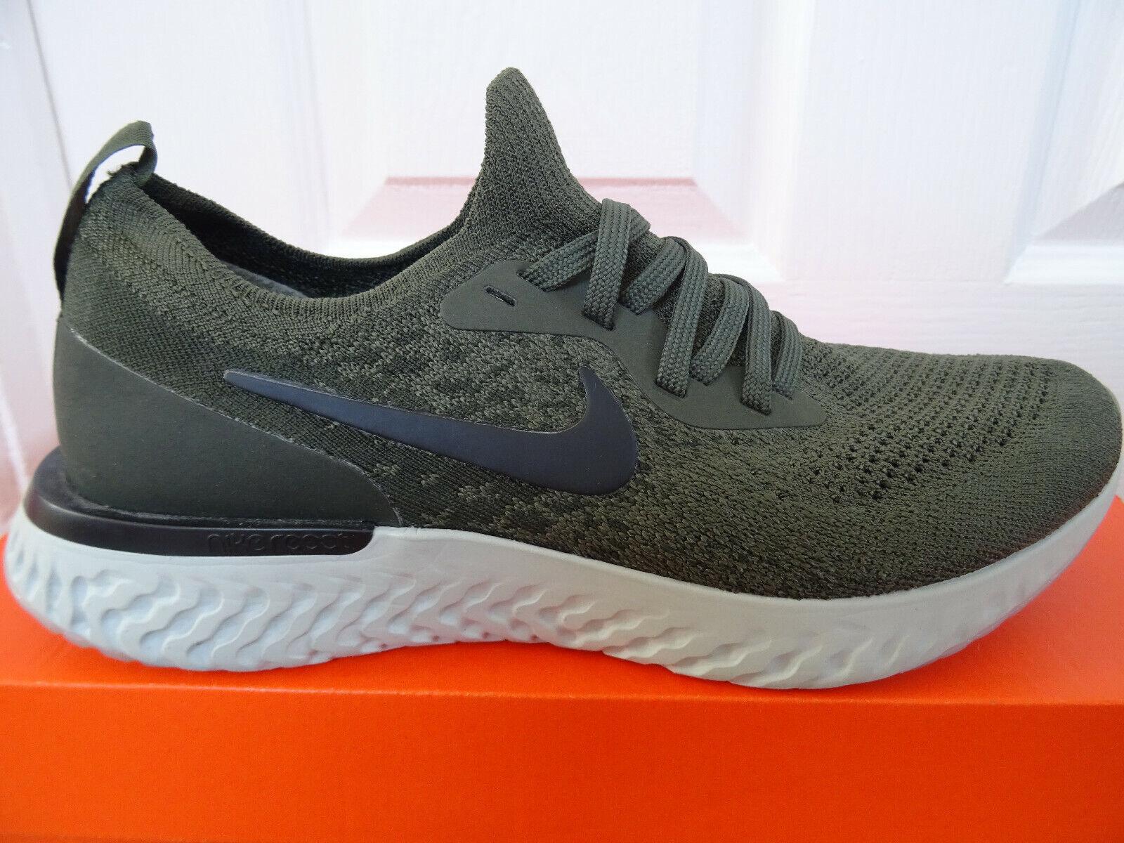 Nike Epic React Flyknit womens trainers AQ0070 300 uk 6.5 eu 40.5 us 9 NEW+BOX
