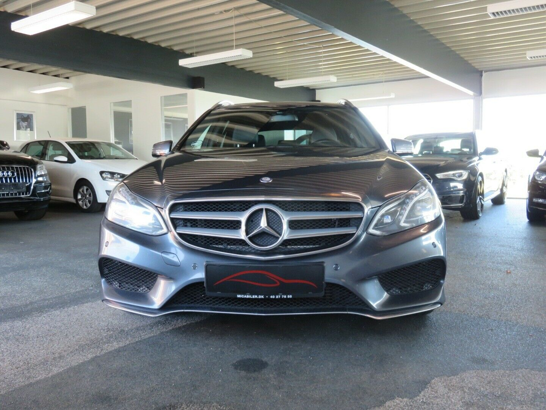 Mercedes E250 2,2 CDi Avantgarde stc. aut. 5d - 289.800 kr.