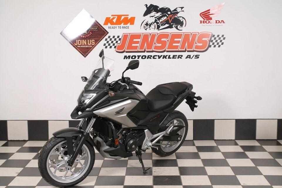 Honda, NC 750 XA, ccm 745