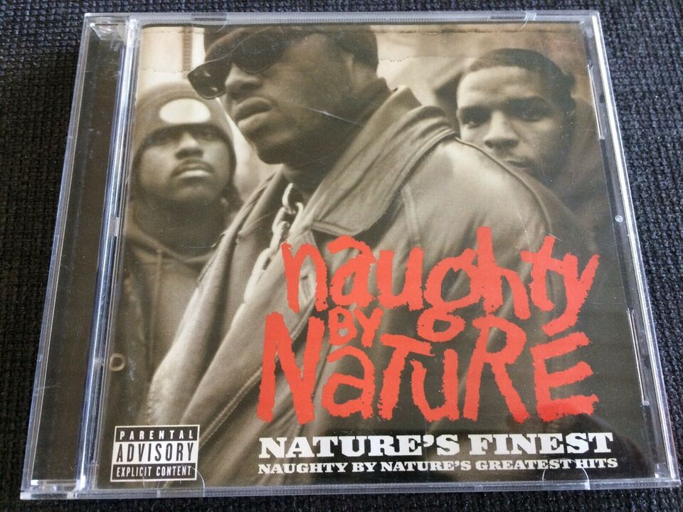 Naughty By Nature: Nature's Finest, hiphop
