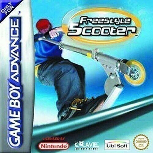 GameBoy Advance juego - Freestyle Scooter en el embalaje muy buen estado usado