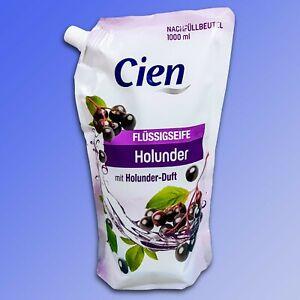 Cien-Savon-Liquide-Sureau-1000ml-Pack-de-Recharge-Liquide-Savon-pour-les-Mains