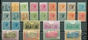 MONACO-STAMP-YVERT-N-73-103-034-SERIE-33-TIMBRES-034-NEUFS-xx-LUXE