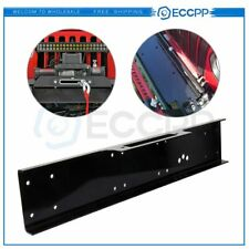 Universal Recovery Winch Mounting Plate Mount Bracket For Truck Trailer Suv 4wd