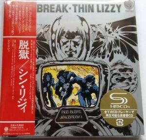 Thin-Lizzy-Jailbreak-Deluxe-Japan-SHM-2-CD-MINI-LP-UICY-75031-2-NEU-20-Tracks